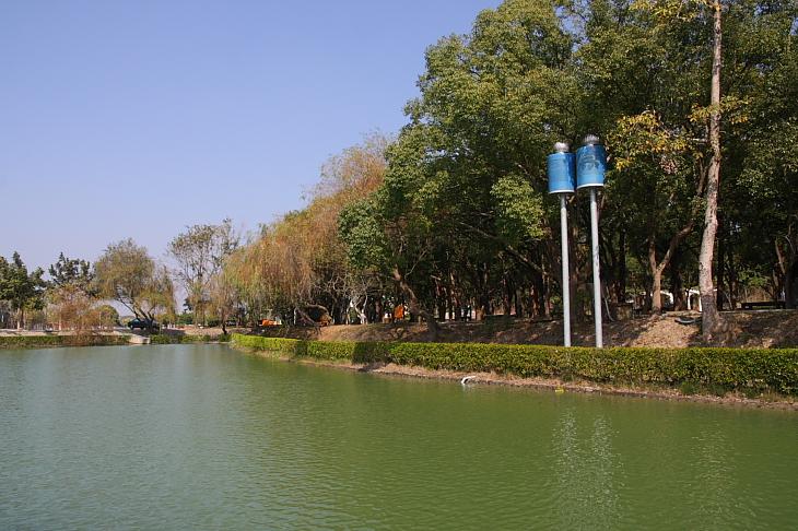 烏山頭水庫(珊瑚潭)三角埤公園056