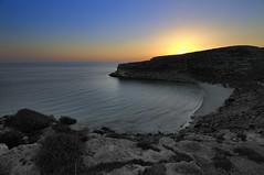 lampedusa isola dei conigli al tramonto 0998 (IMAGEMOTTI by Martino Motti Superyacht, Yacht PH.) Tags: italy genoa sicily ge sicilia lampedusa egadi isolepelagie