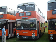 8697-06 (Ian R. Simpson) Tags: leyland greatermanchestertransport atlantean gmbuses northerncounties an68 a697hnb