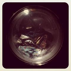 46/365 - Laundry Night