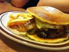 Pancake Burger