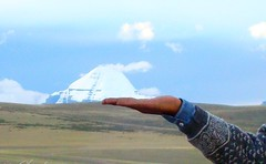 SHIVRATRI DAY SPECIAL -  KAILASH COMES TO YOU (Sunciti _ Sundaram's Images + Messages) Tags: china mountain lake snow water peak tibet himalaya 1001nights kailash manasarovar hindus 10faves 5photosaday abigfave anawesomeshot impressedbeauty aplusphoto pilgirmage brilliantphotography rubyphotographer mallimixstaraward elitephotgraphy artofimages flickrmasterpieces