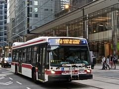 Toronto Transit Commission 8430 (YT | transport photography) Tags: ttc toronto transit commission nova bus lfs