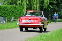 1966 Triumph Herald 1200 Convertible (Dirk A.) Tags: sidecode2 onk 2900at 1966 triumph herald 1200 convertible