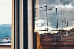 * (PattyK.) Tags: ioannina giannena giannina epirus ipiros balkans hellas ellada europe europeanunion reflection window sky sunset sunsetlight clouds snapseed nikond3100 ιωάννινα γιάννενα γιάννινα ήπειροσ ελλάδα βαλκάνια απόγευμα ηλιοβασίλεμα παράθυρο ουρανόσ σύννεφα ιούνιοσ 2017 june summer afternoon αντανάκλαση
