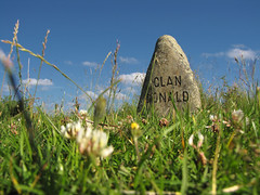 Culloden - Clan Donald Memorial