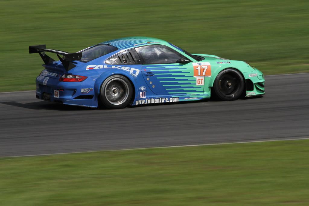 Falken Tires Porsche