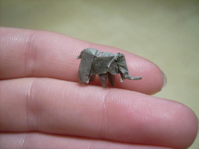 Elefant von Román Diaz 37mm
