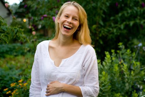 Lauren laughing (1 of 1)