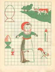 n2 cahier dessin carreau p17