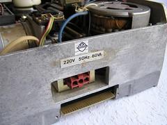 220V 50Hz 60VA