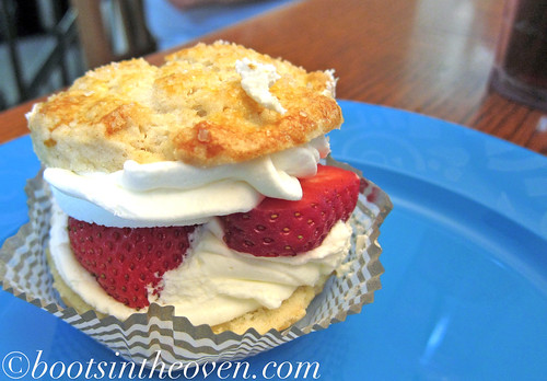 Stupid good strawberry shortcake