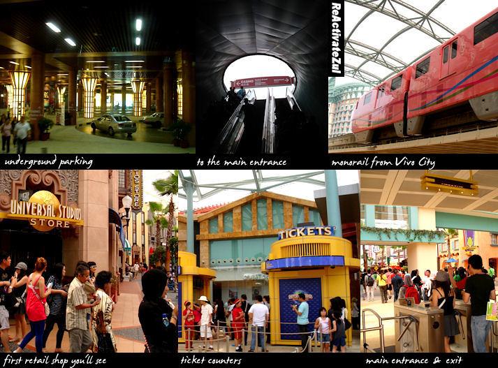 Universal Studios - Entrance