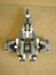Sabre Above (Stalid_Autumn) Tags: lego halo sabre reach