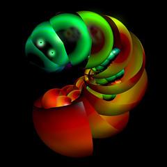 YIKES, it's a 'GRABOID' (freetoglow (Gloria)) Tags: extreme amazingcolors incendia wowiekazowie eyecandyart krazeekool colourmania amazingeyecatcher