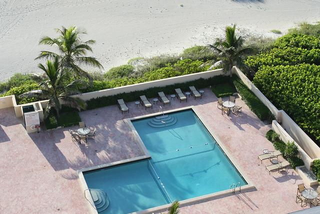 Poolside, Boca Raton