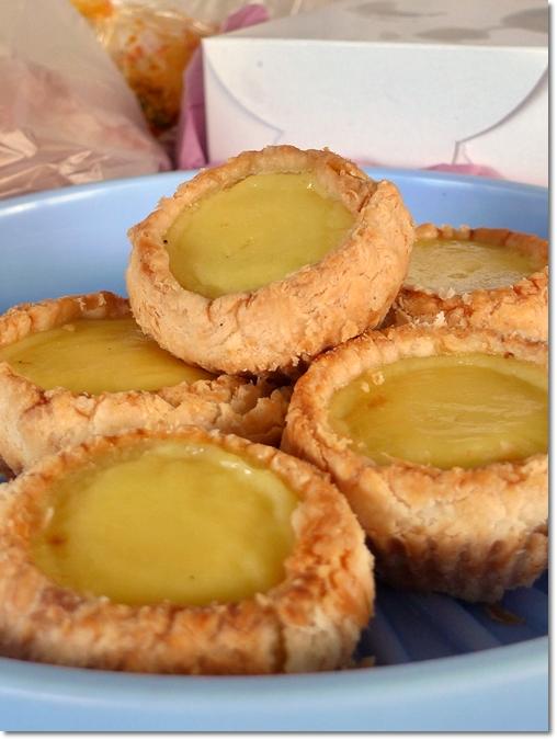 Simee Market Choy Kee Egg Tarts