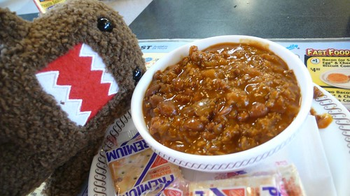 Domo At The Nearest Waffle House On The North East!