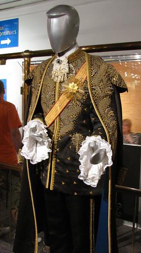Czar Nicholas Costume