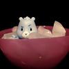 154/365 in which grumpy is hot (mlsjs) Tags: pink ice toy bowl carebear grumpy grumpybear object365 oneobject365daysproject