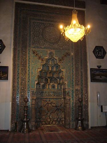 P1040840 mosquée Arslanhane, mirhab