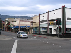 Yreka downtown (by: Derrick Coetzee, creative commons license)