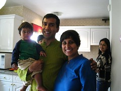 Happy first birthday, Ameya baby (Kaustav Bhattacharya) Tags: birthday party people baby personal celebration 1yearold ameya stockcategories 77285mm