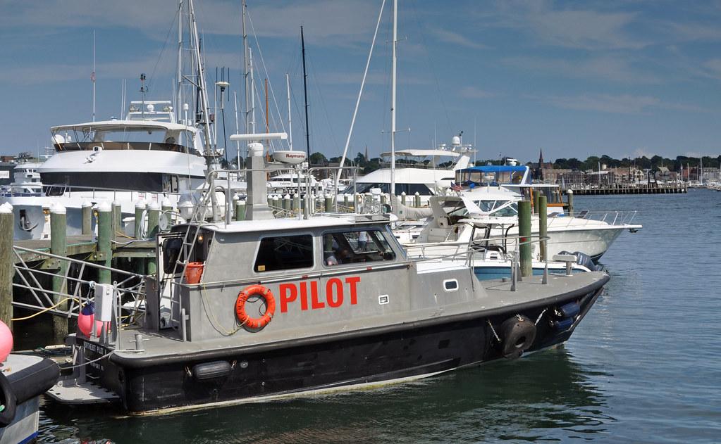 Pilot Boat Newport RI