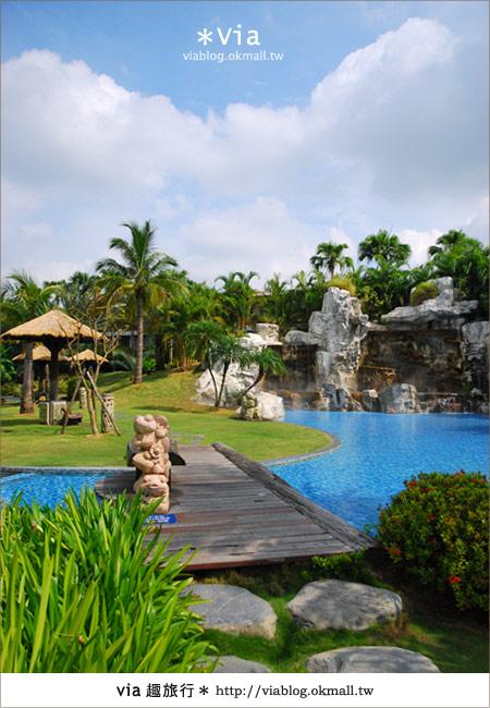【台南住宿】我在台南遇見峇里島‧桂田酒店3