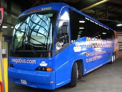 Megabus 53462 (apta_2050) Tags: toronto ontario downtown stagecoach motorcoach mci megabus coachcanada motorcoachindustries j4500 mcij4500 intercitybus stagecoachgroup