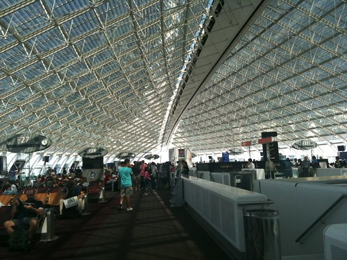 Aeropuerto Charles de Gaulles Foto 3