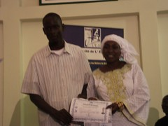 FILE0073 (afilue) Tags: de education  universit au formation senegal dakar diplome vivre afi lue diplme remise sngal professionnelle lentreprise