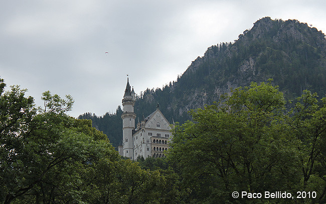 Castillo de Neuschwanstein  © Paco Bellido