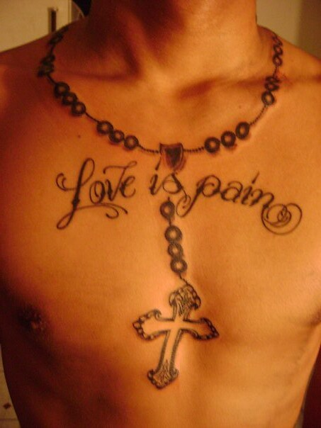 The World S Most Recently Posted Photos Of Rosary And Tattoos