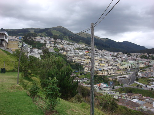 Quito - City as Seen from Yaku Museo del Agua #6