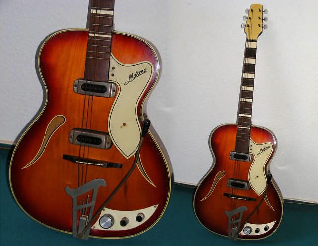marma guitar