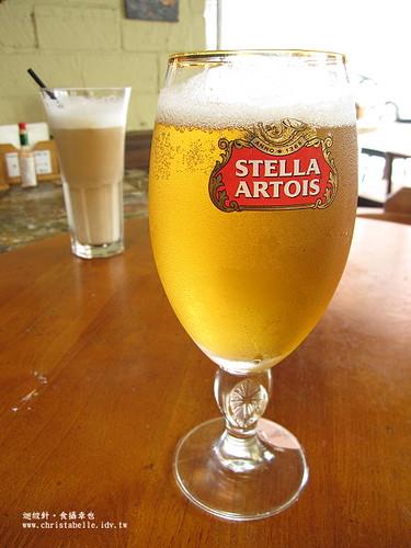 toasteria stella啤酒