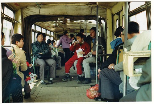 The Bus, Kunming