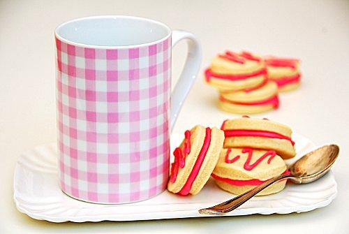 biscotti alla rosa