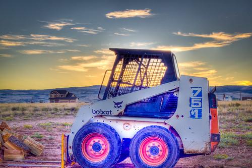 Bobcat 751 HDR