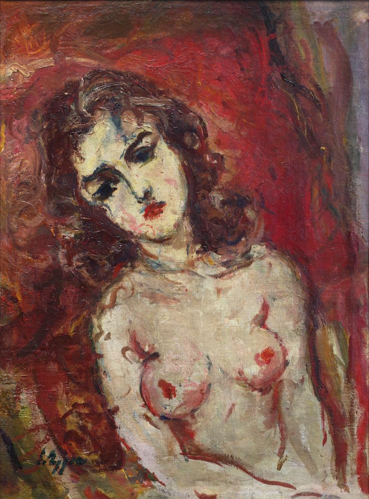 Jean Egger, Signe, c 1926-29