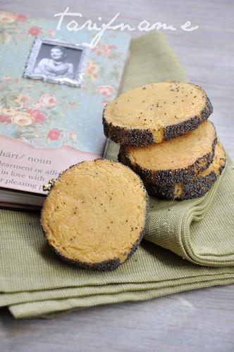 haşhaşlı bisküviler