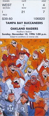 football ticket tampabaybuccaneers oaklandraiders