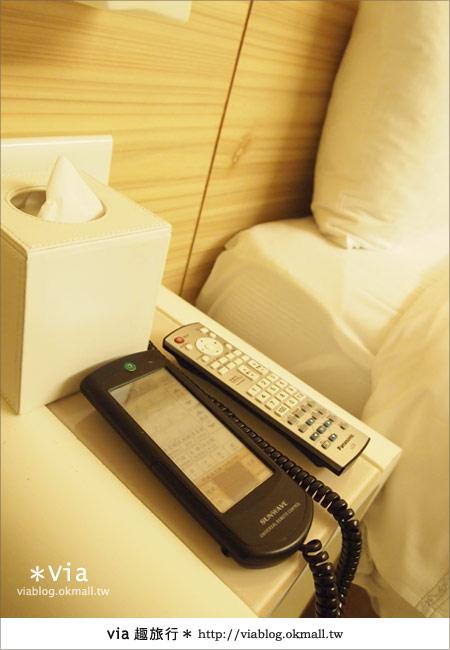 【台北旅店】台北旅店推薦~丹迪旅店(大安森林公園店)22