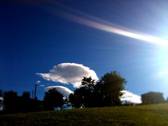this light is for you (iseeadarkness) Tags: light summer sky happiness bluesky asiago veneto trescheconca