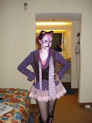 Cheshire Cat 2008 (tremere8305) Tags: dragoncon liana dragoncon2008