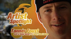Tanner Foust: ModNation Racers Artists Spotlight