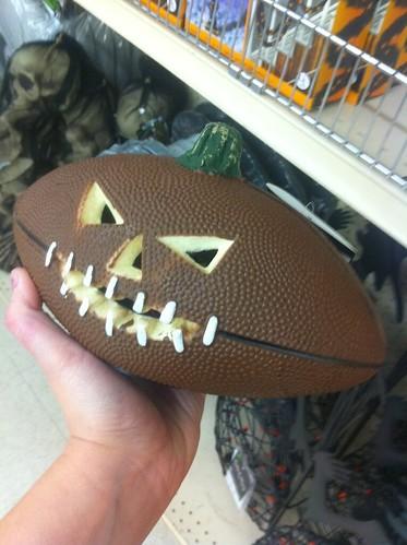 Football lantern