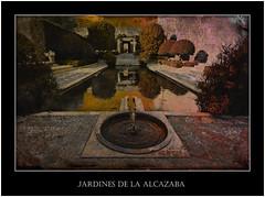 JARDINES DE LA ALCAZABA (Salvador Ruiz Gómez) Tags: españa paisajes andalucía spain hdr almería nikond80