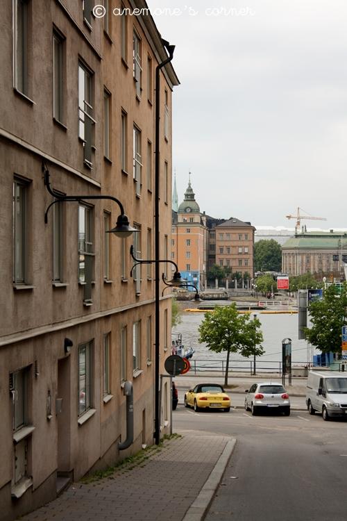Stoccolma: mi piacciono i lampioni..
